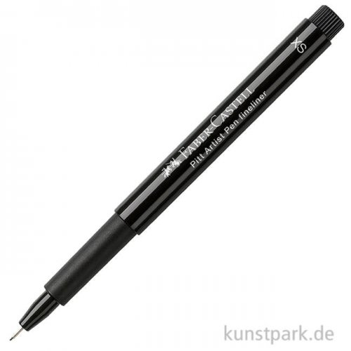 Faber-Castell PITT Artist Pen - 99 Schwarz XS