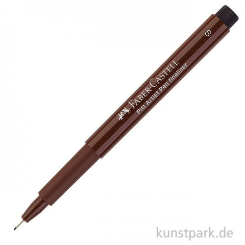 Faber-Castell PITT Artist Pen - 75 Sepia Superfein