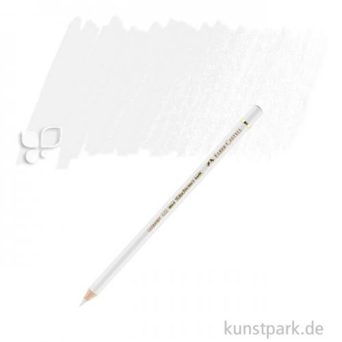 Faber-Castell POLYCHROMOS einzeln Stift | 101 Weiss