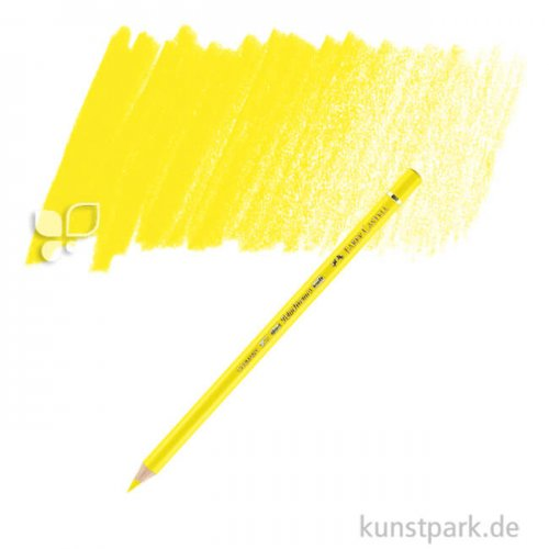 Faber-Castell POLYCHROMOS einzeln Stift   107 Kadmiumgelb
