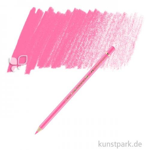 Faber-Castell POLYCHROMOS einzeln Stift | 128 Purpurrosa hell