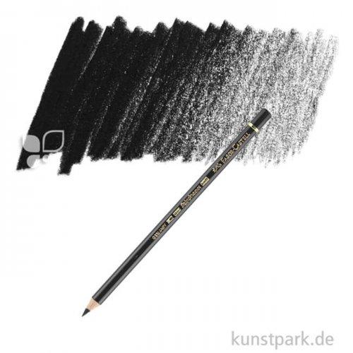Faber-Castell POLYCHROMOS einzeln Stift | 199 Schwarz