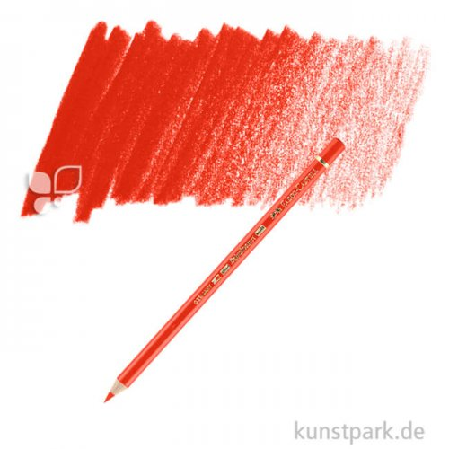 Faber-Castell POLYCHROMOS einzeln Stift   225 Dunkelrot