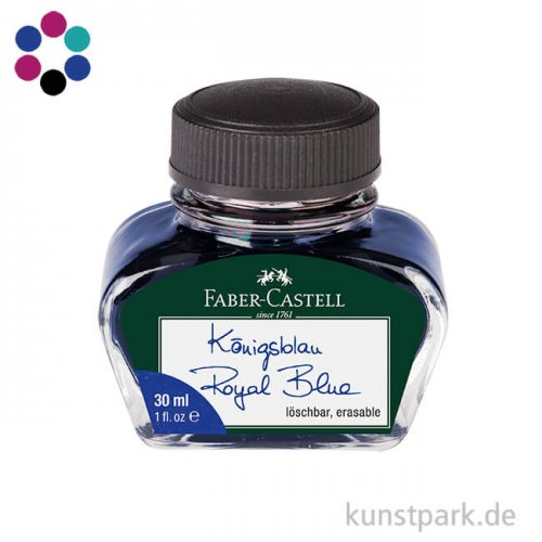Faber-Castell Tintenglas 30 ml