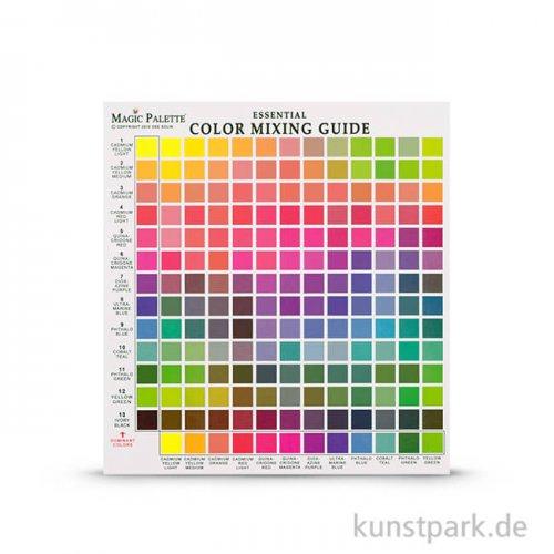 Farbkomponist Magic Palette Mini 17,5 x 18,5 cm