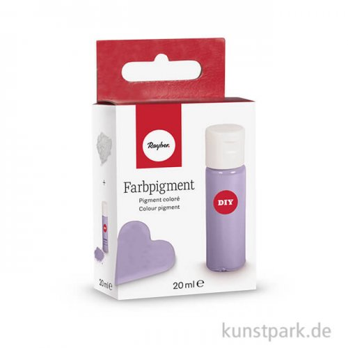Farbpigment in Pulverform 20 ml | Lavendel