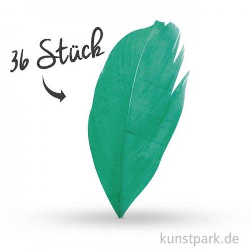 Federn geschnitten, Schmuck 5-6 cm