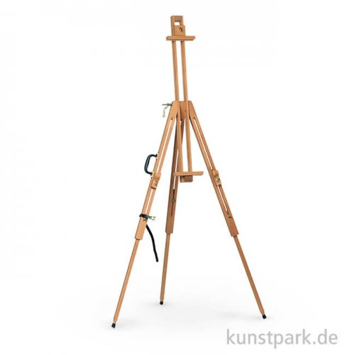 Feldstaffelei No.2 - Buchenholz, groß und stabil 190 cm