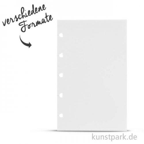 FILOFAX Notebook Einlagen - Blanco
