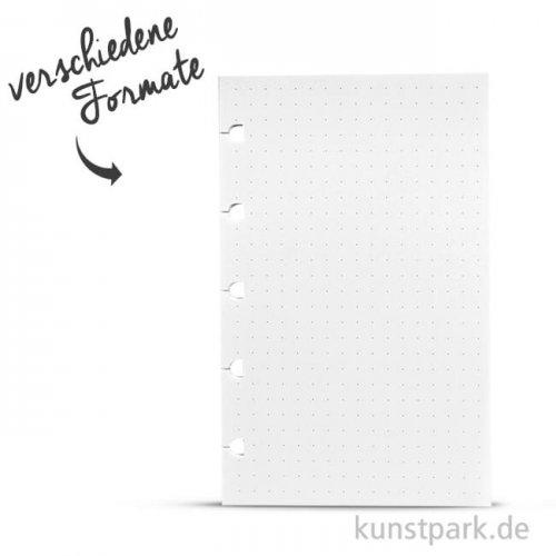 FILOFAX Notebook Einlagen - Dotted