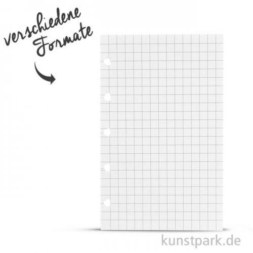 FILOFAX Notebook Einlagen - Kariert