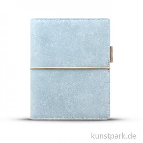 FILOFAX Terminplaner Domino Soft - Pale Blue Pocket