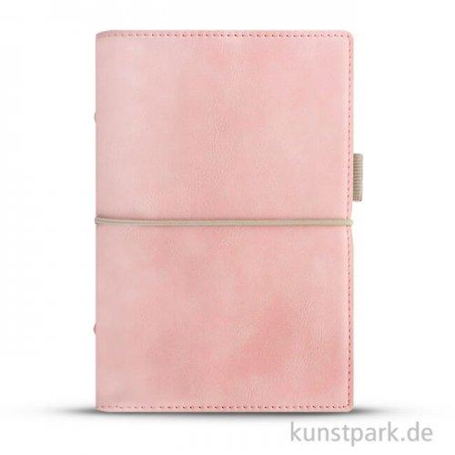 FILOFAX Terminplaner Domino Soft - Pale Pink Personal
