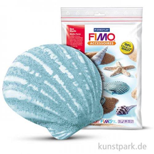 FIMO Motiv-Form - Muscheln