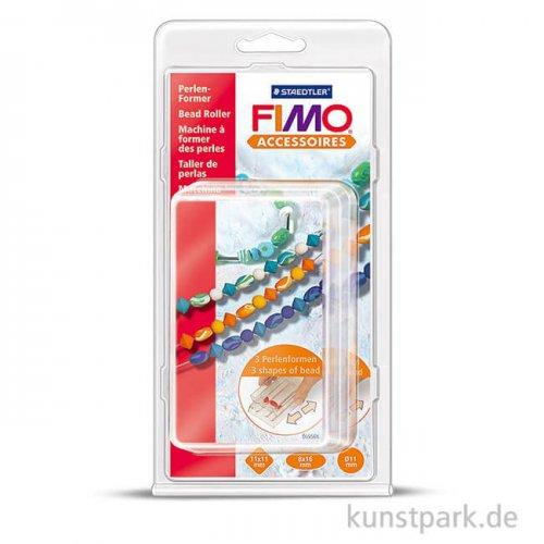 FIMO Perlen-Former Bicone Perle, Olive & Kugel