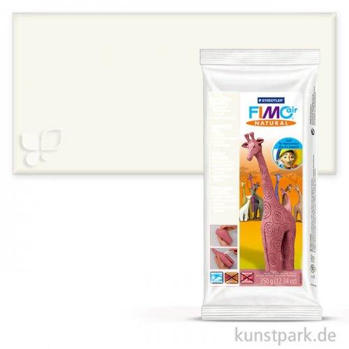 FIMO air natural, holzähnliche Modelliermasse, 350 g 350 g   Edelweiß