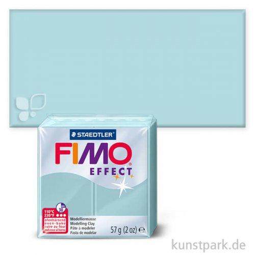 FIMO Edelsteinfarben Effekt 57 g | Eiskristallblau