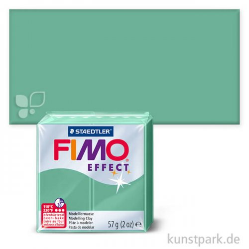 FIMO Edelsteinfarben Effekt 57 g | Jade