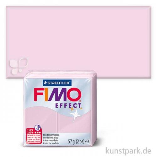 FIMO Edelsteinfarben Effekt 57 g Einzelfarbe   Rosenquarz