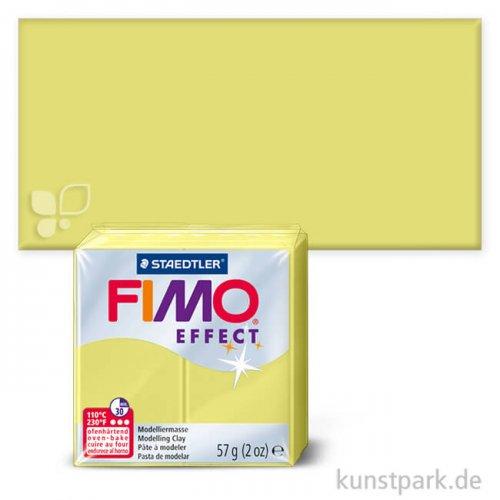 FIMO Edelsteinfarben Effekt 57 g Einzelfarbe | Zitrin