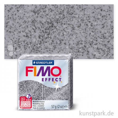 FIMO Steinfarben Effekt 57 g   Granit