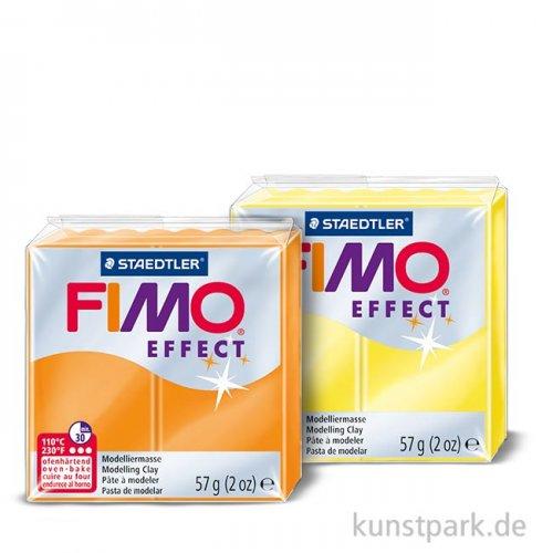FIMO Transluzentfarben Effekt