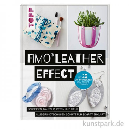 FIMO leather-effect,  Topp Verlag