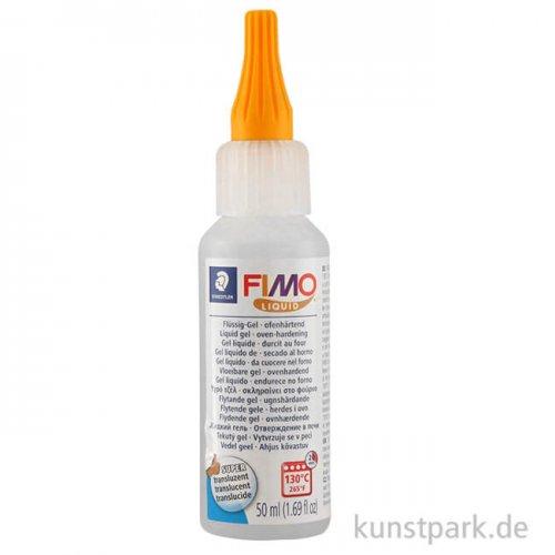 FIMO liquid - flüssiges Gel, transparent 50 ml