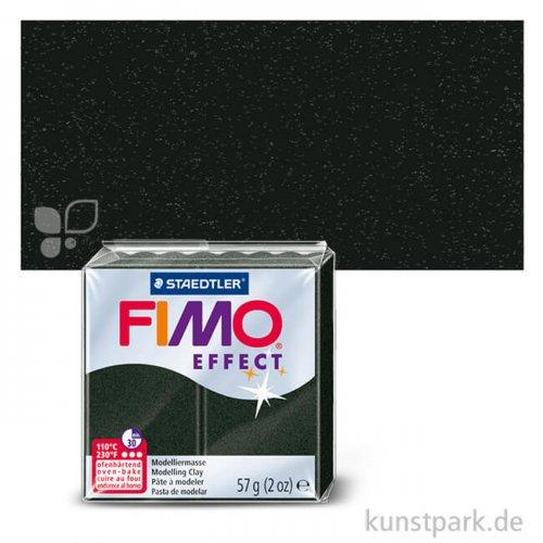FIMO Pearlfarben Effekt 57 g Einzelfarbe | Schwarz
