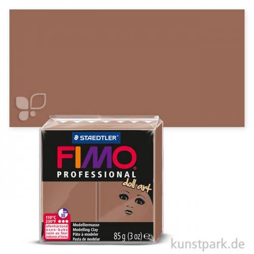 FIMO Professional doll art 85 g Einzelfarbe | Noisette