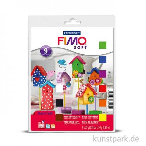 FIMO Soft Basis-Set, 9x25 g