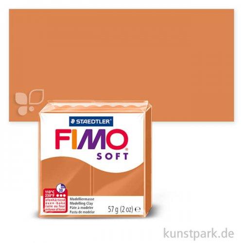 FIMO soft Einzelfarben 57 g | Cognac