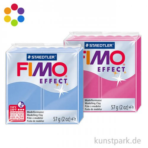 FIMO Edelsteinfarben Effekt 57 g