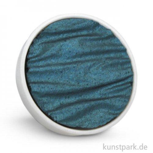 COLIRO Einzelfarbe Perlglanz 30 mm | Peacock Blue