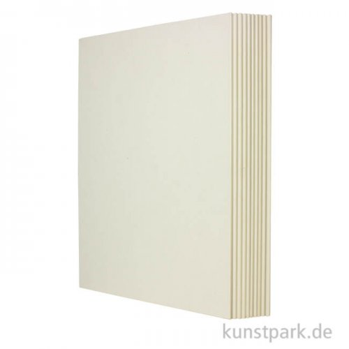 Finnpappe A3, Packung 2,5 mm - 10 Stk