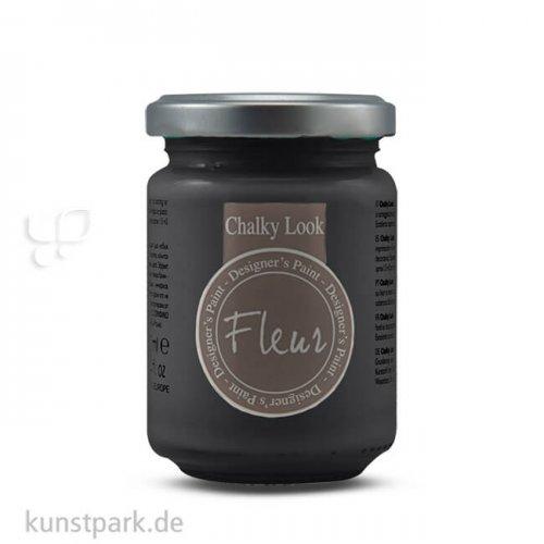 FLEUR Chalky Look 130 ml | Black