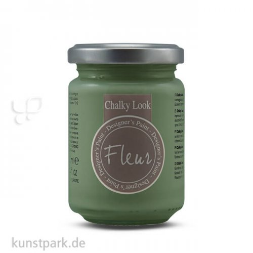 FLEUR Chalky Look 130 ml | Grandma Green