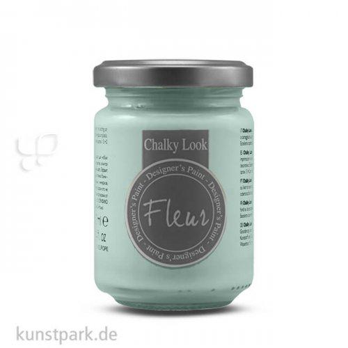 FLEUR Chalky Look 130 ml Einzelfarbe | Malmö Green