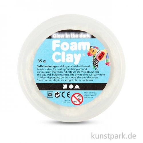 Foam Clay Glow in the Dark, 35 g