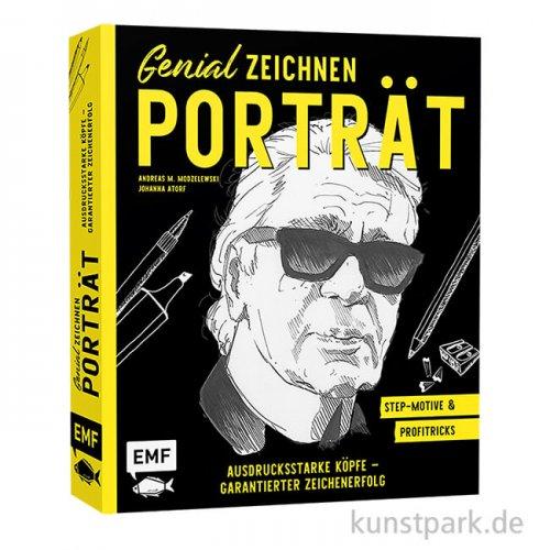 Genial Zeichnen - Porträt, Edition Fischer