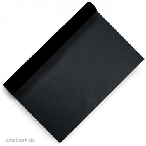 Geschenkpapier - Schwarz, einseitig, 60g, 0,5x5 m