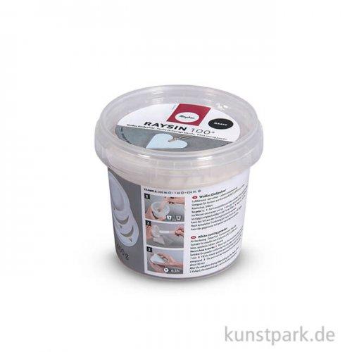 Gips Gießpulver Raysin 100 - weiß 400 g
