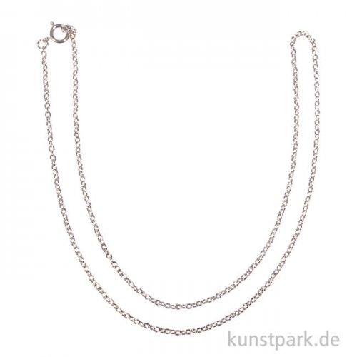Gliederkette - Silber, verschiedene Längen