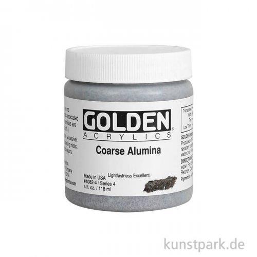 GOLDEN Acryl 119 ml - 4082 Aluminapaste (rau)