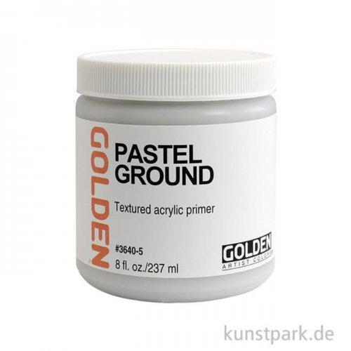 GOLDEN Acrylgrundierung für Pastelle, weiß 236 ml