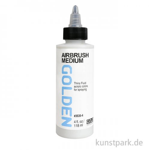 GOLDEN Airbrushmedium 119 ml