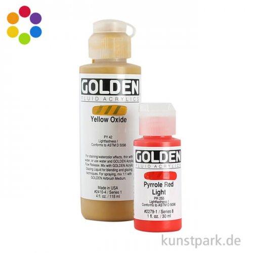 GOLDEN Fluid Acrylfarben