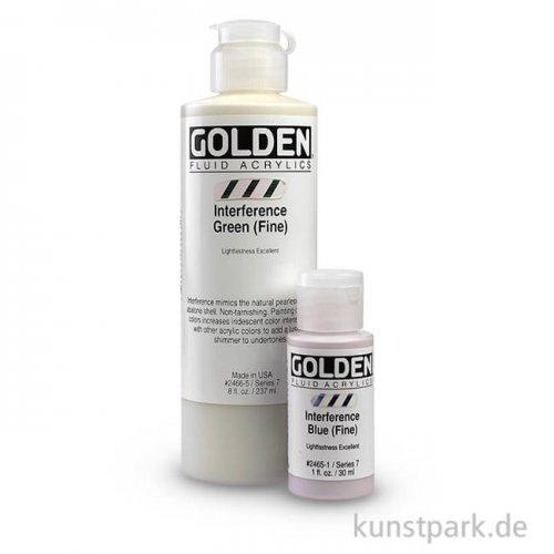 GOLDEN Fluid Interferenzfarben