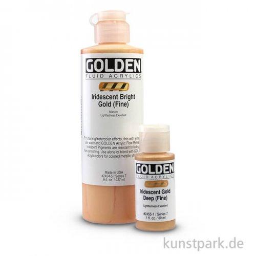 GOLDEN Fluid Metallfarben