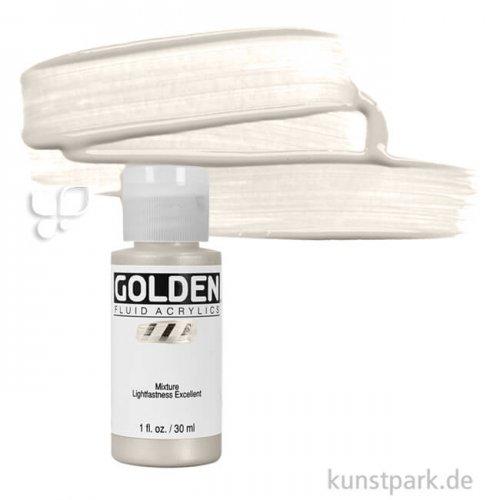 GOLDEN Fluid Metallfarben 30 ml Flasche | 2456 Perlmut (fein)